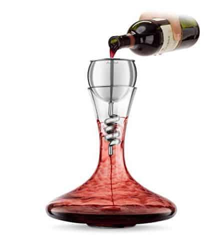 decantador de vino amazon