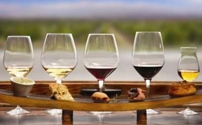 Maridaje para el vino