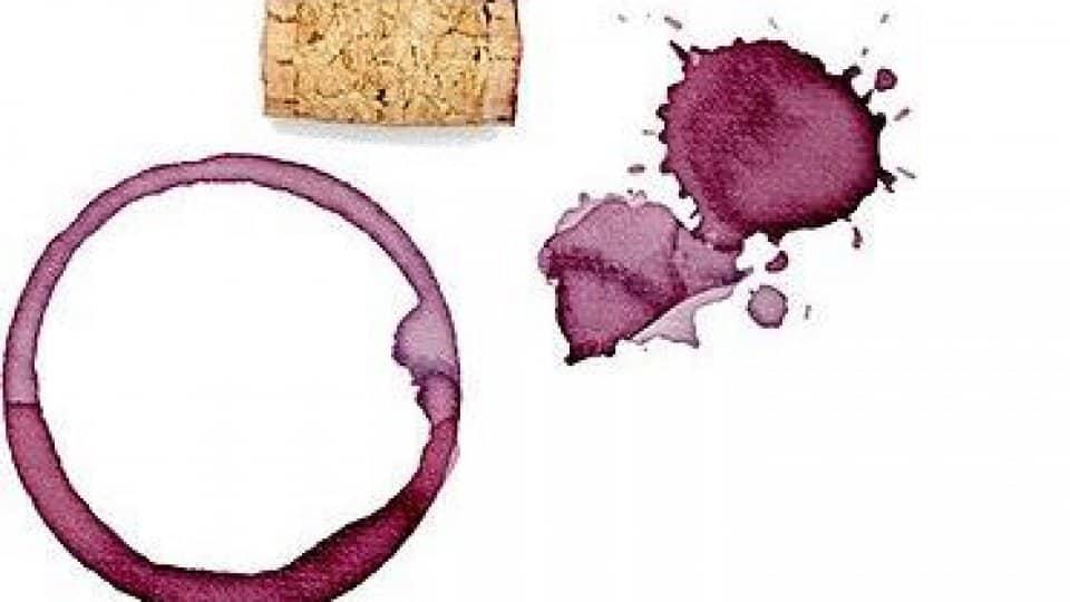 eliminar manchas de vinos
