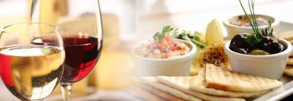 maridaje vinos y comidas