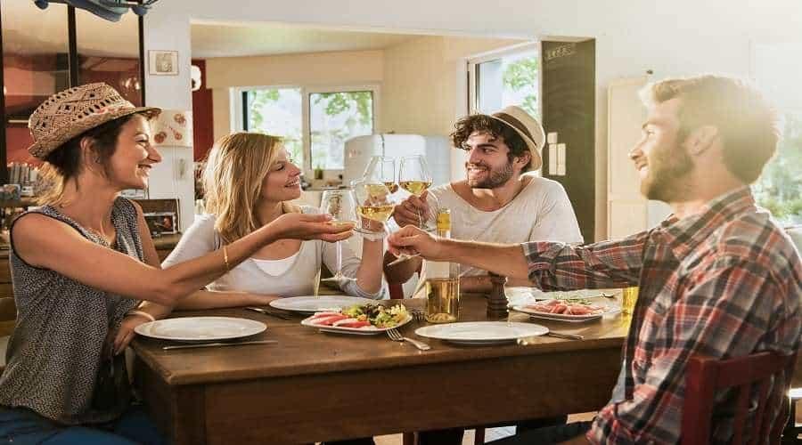 Beneficios del consumo del vino blanco