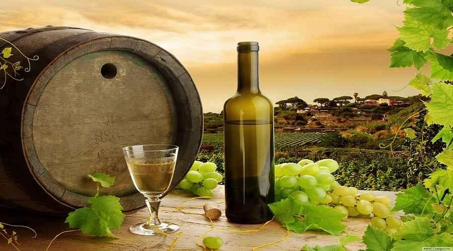 Variedades del vino seco