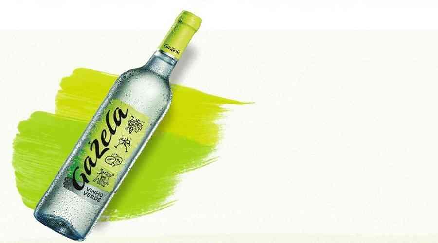 Precio del vino verde Gazela