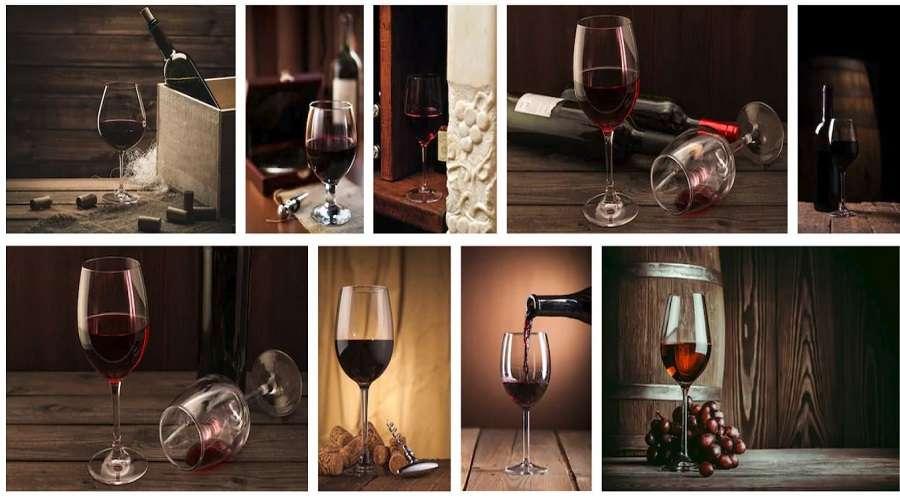 tipos de vino tinto seco